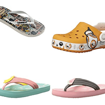 Spring Break Flip Flop Essentials for Kids & Mamas
