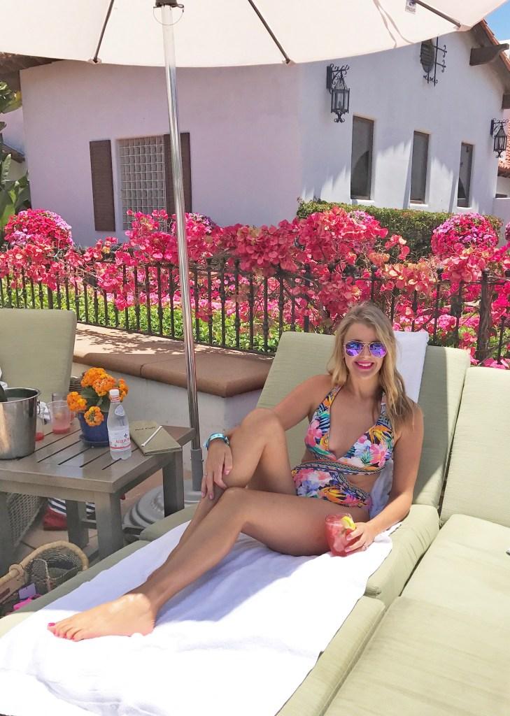 Omni La Costa Spa Pool