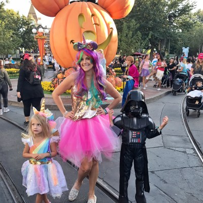 It's Halloween Time at Disneyland: Mickey's Halloween Party