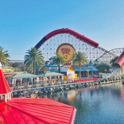 Pixar Pier Grand Opening at Disneyland!