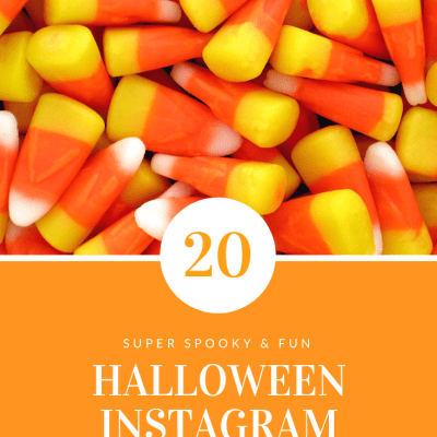 20 of the Best Halloween Instagram Captions!