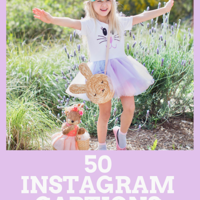 50 Eggcellent Instagram Captions for Easter!