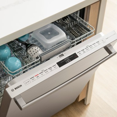 Our New Dishwasher – The Bosch 800 Series from Best Buy