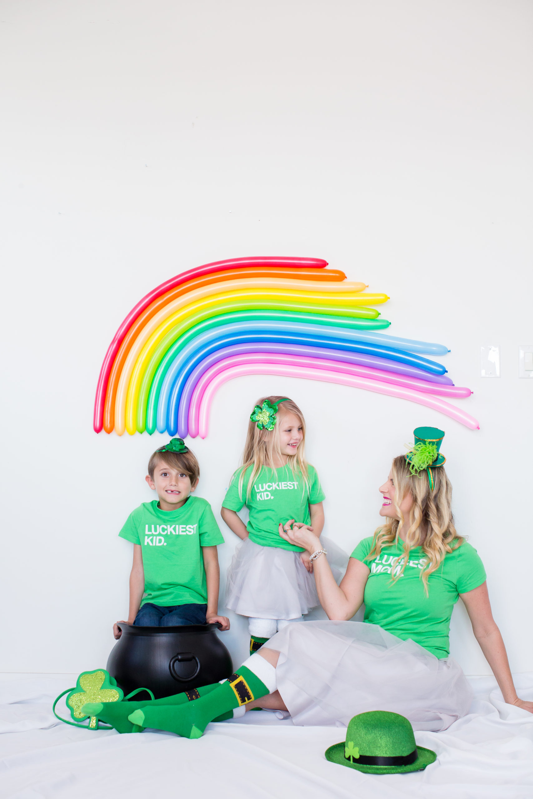 St. Patrick's Day Instagram Caption Ideas by Life + Style blogger, Rachel Pitzel