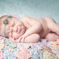 Adeline Josie: Newborn Session