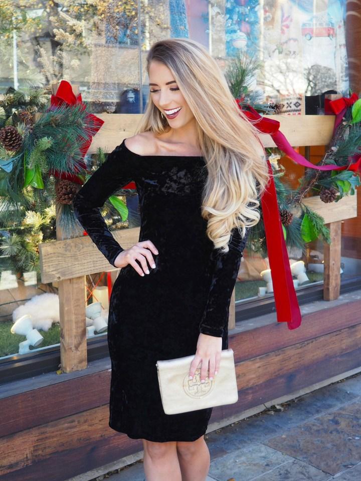 Austin Fashion blogger holiday style7