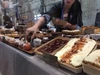 So many baked treats to try.
