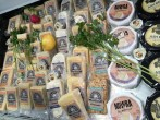I want to support local dairy farmers. So I bought cheese!