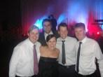 ABC colleagues at a WA media ball