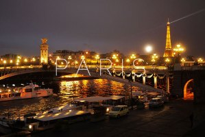 Paris: Couple's paradise