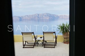 Santorini: The roofs