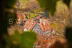 Schwäbisch Hall: Red roofs
