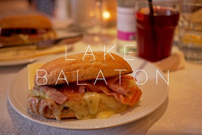 Balaton: Wining and dining