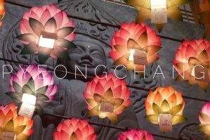 Pyeongchang: Templestay