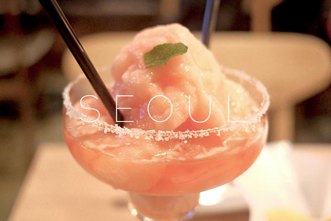 Seoul: Mexican and Thai