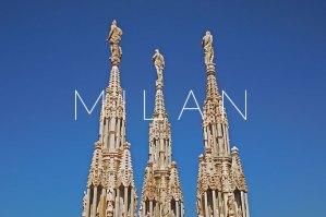 Milan: The Duomo