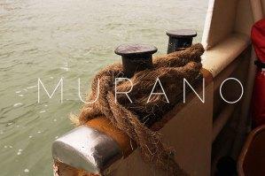 Murano: Around town