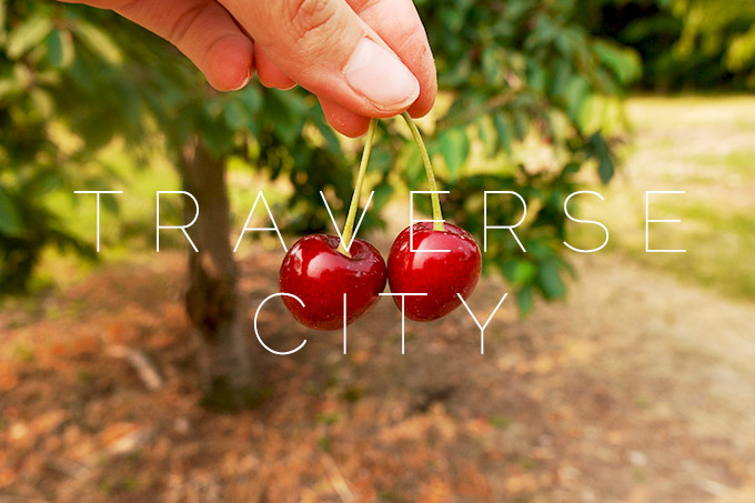 Traverse City: Cherry Picking