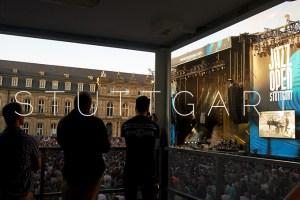 Stuttgart: Jazzopen Stuttgart