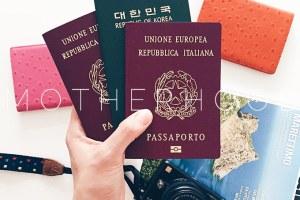 Motherhood 8: First passport