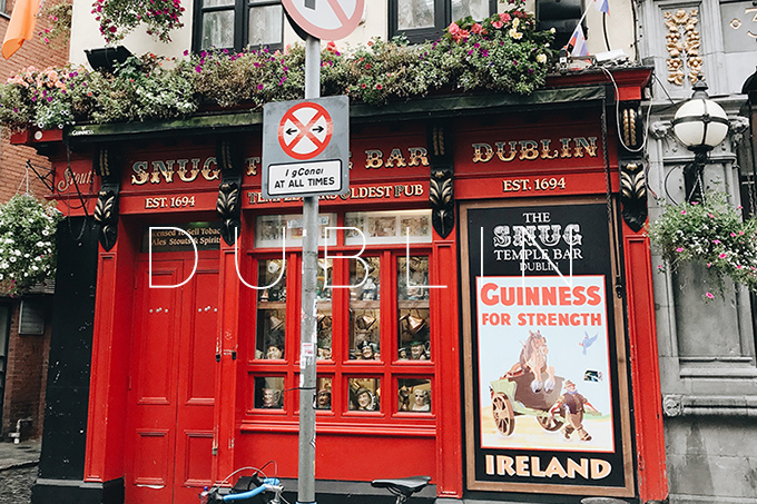 Dublin: Around town
