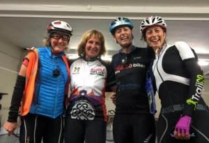 4 women who cycled the Wild Atlantic Way