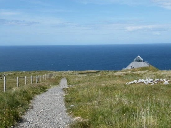 Cycling into the wilderness of Mayo Ballycastle – Kilcommon