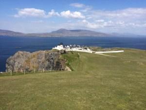 Experience local Ireland Clare Island