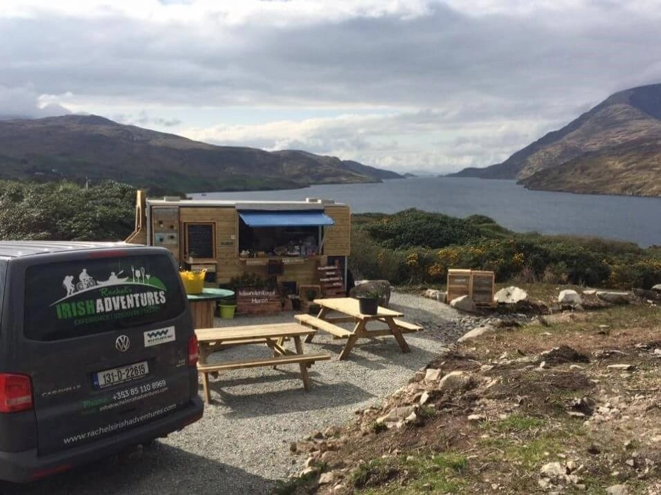 Experience local Ireland Connemara