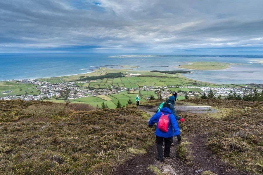 Knocknarea Sligo Ireland