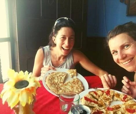 The best pizza in Cuba - and we tried them all