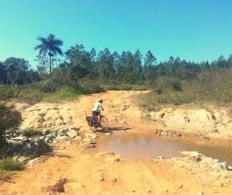 Cuban roads