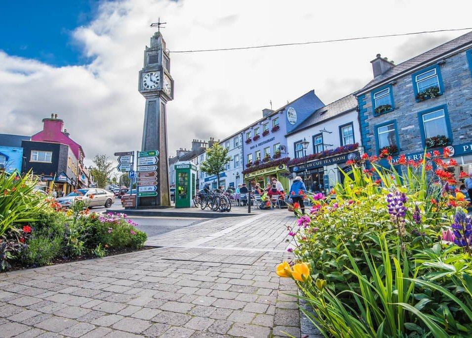 Westport Town private tour Rachel's Irish Adventures