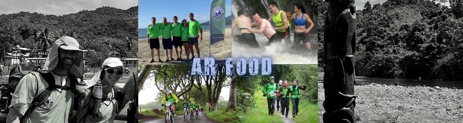 Adventure Racing Food Tips blog featured image