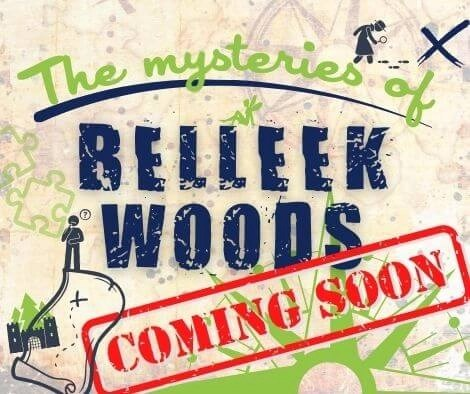 The mysteries of Belleek woods