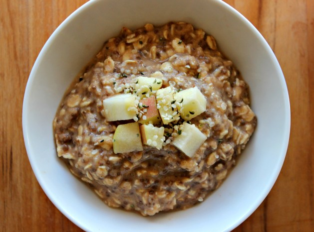 Oats aerial