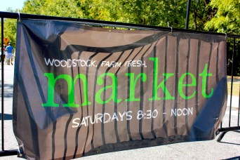 The Downtown Woodstock Farmer's Market came to a close on Oct. 8, 2016. Local farmers from Cherokee County, Ga. sold their products throughout the summer at tents and booths.