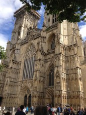York Minster: The largest gothic cathedral in northern Europe