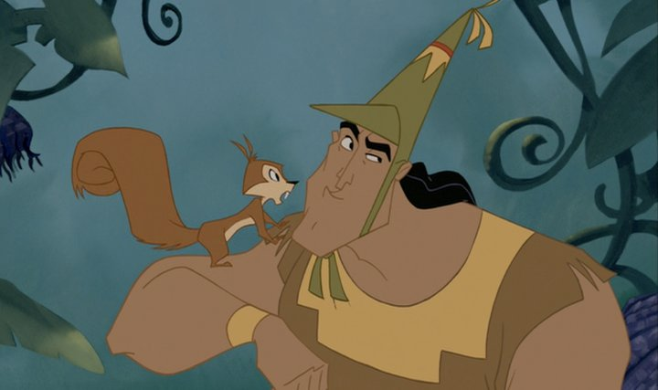 kronk squirrel
