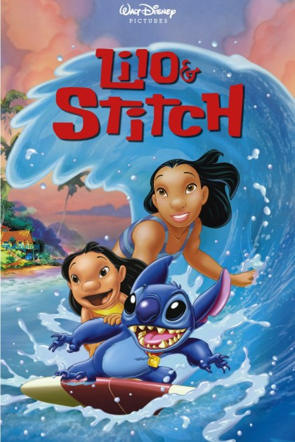 lilo and stitch poster
