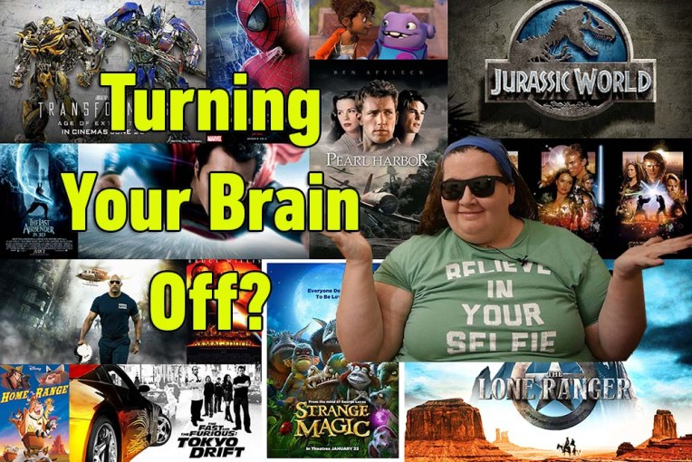 turn brain off