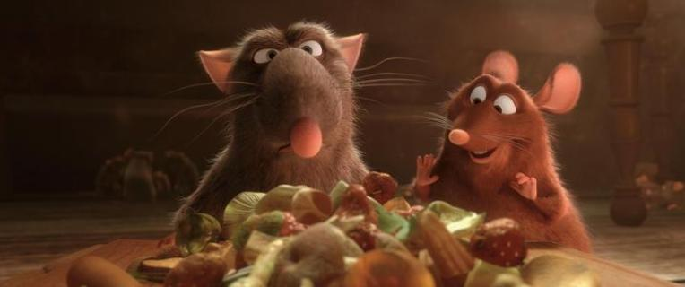 Pixar Review 21 Ratatouille