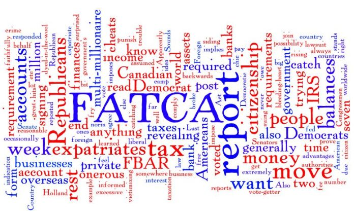 Resultado de imagen de FACTA expats