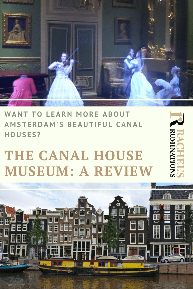 """Grachtenhuis means """"canal house,"""" so it's not surprising that the Canal House Museum is housed in a charming Golden Age row house on a canal in Amsterdam. #Amsterdam #canals #travel #Netherlands via @rachelsruminations"""