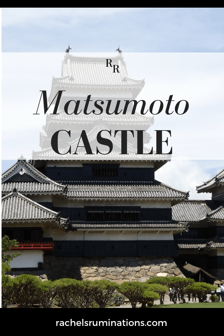 Matsumoto Castle was my first Japanese castle, and, seeing the outside, I was eager to see more. I especially enjoyed walking barefoot on the old floors. #matsumoto #castle #matsumotocastle #japan #c2cgroup via @rachelsruminations