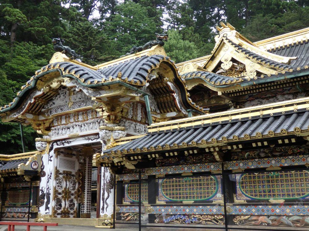 Yomeimon Gate in Tosho-gu Shrine in Nikko, Japan: what to see in Nikko