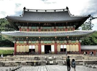 Six (!) Seoul Palaces