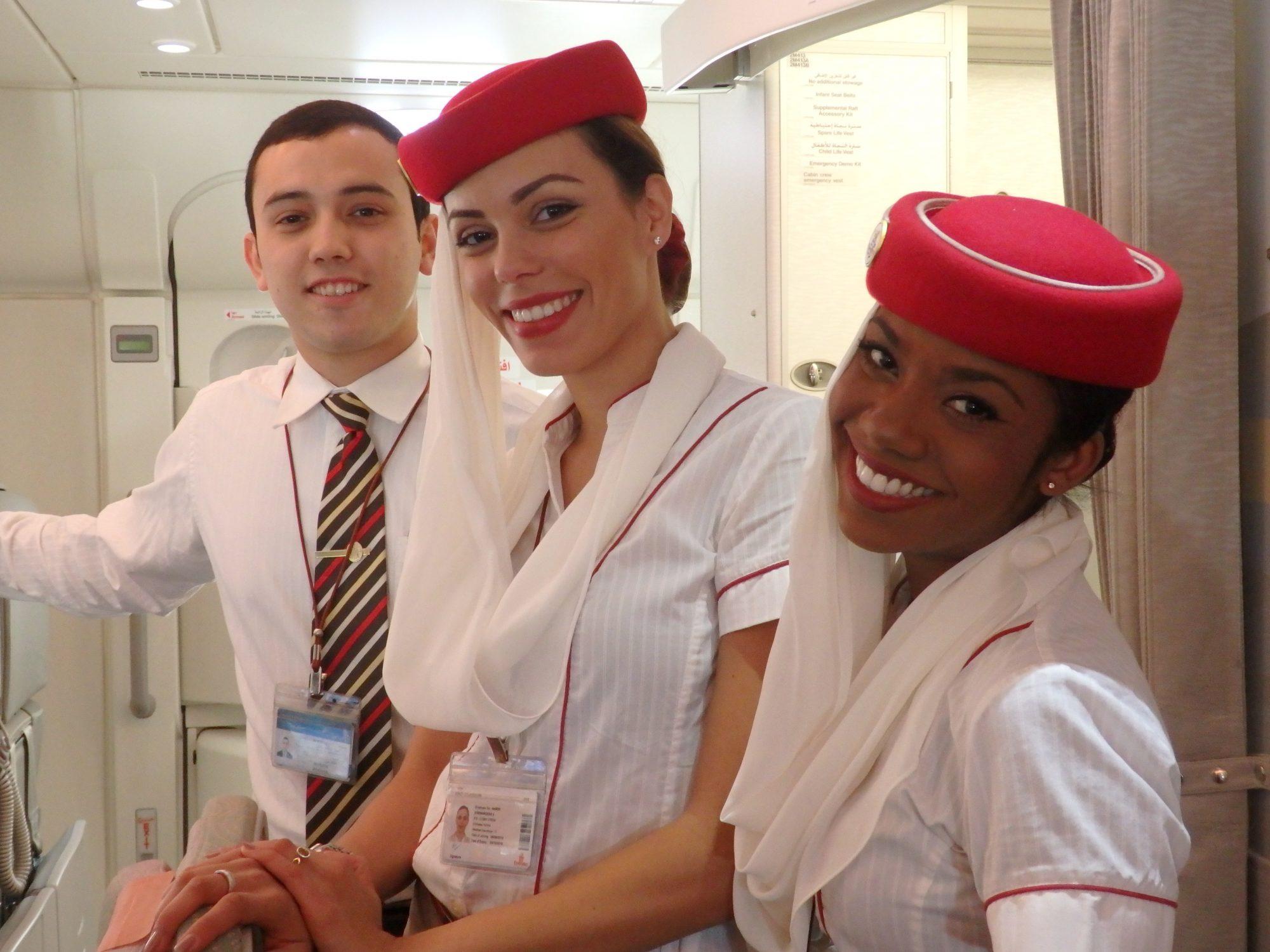 91+ Emirates Flight Attendants - Emirates Cabin Crew Salary