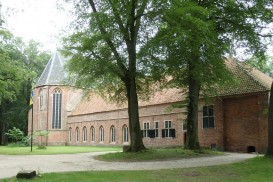 Klooster Ter Apel in the Netherlands