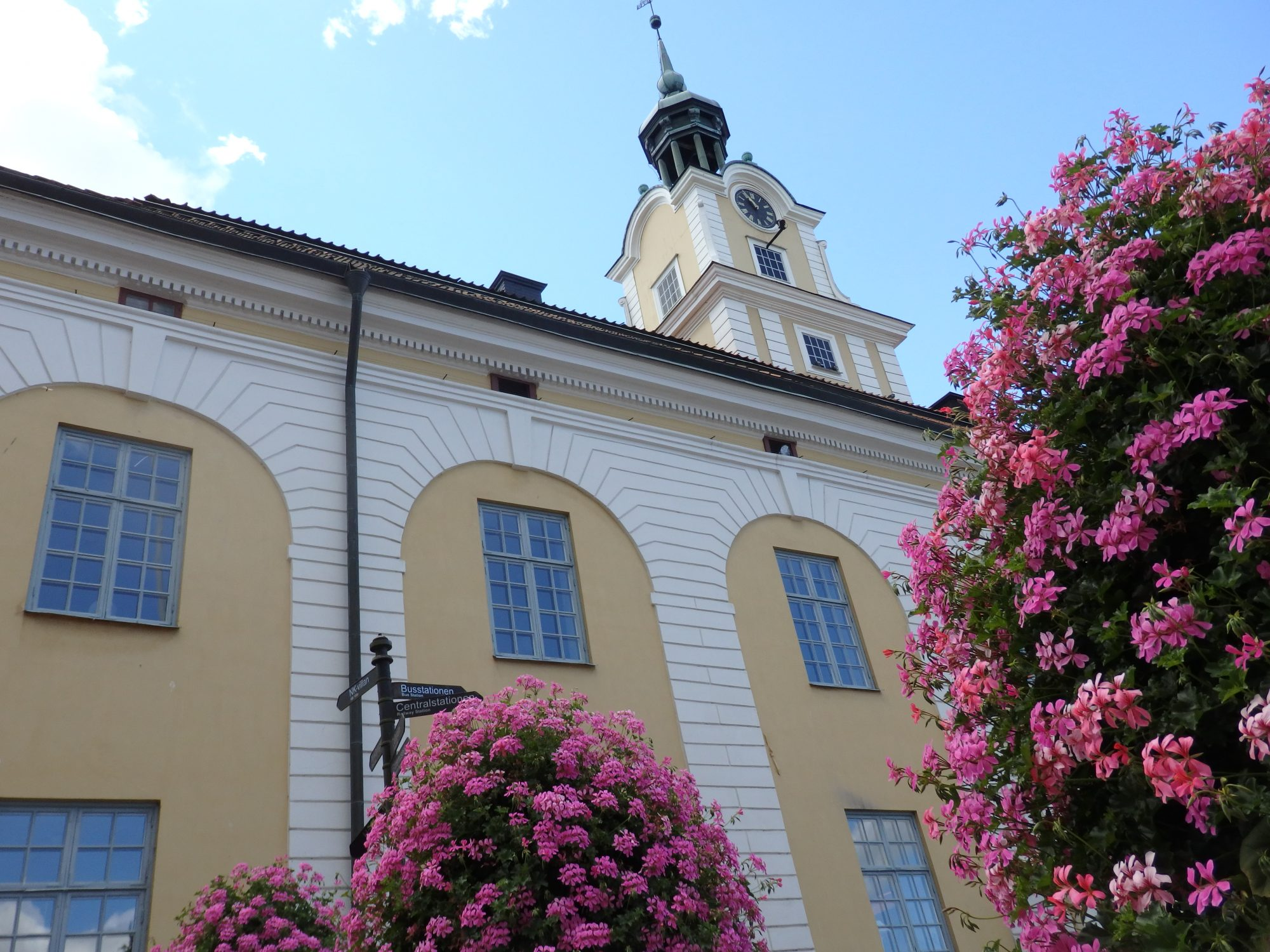 one more pretty picture in Nyköping